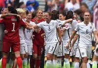女足世界盃:美國女足「智」勇雙全