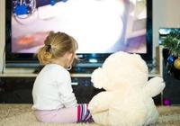 """孩子不滿3歲前看電視,不僅影響""""視力"""",可能2點家長忽略了"""