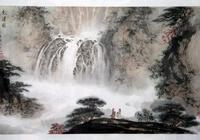 如何評價傅抱石的山水畫?