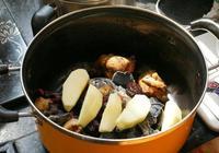 蘋果和烏魚燉湯起什麼營養作用?