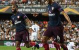 歐聯杯半決賽阿森納總比分7:3瓦倫西亞,阿森納晉級歐聯杯決賽