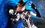 快來圍觀美女蛇了,《英雄聯盟》魔蛇之擁的cosplay秀