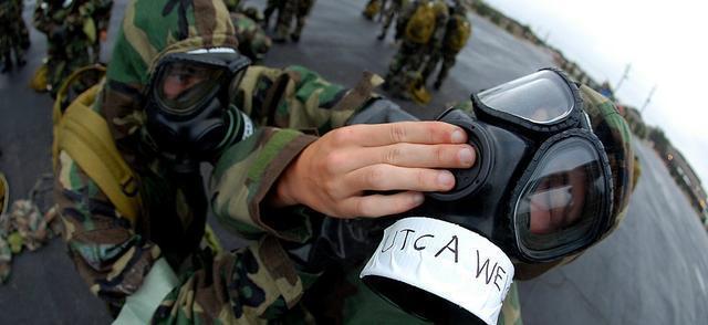 虛擬現實技術將用於應對戰場新威脅