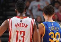 庫裡和哈登都依賴三分,在防守強度更大的季後賽中,兩人的三分命中率如何?你怎麼看?