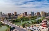 陝西渭南:航拍渭南老街圖集 盧增先 攝影