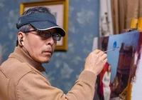 冷軍仿畫蒙娜麗莎,價值三千萬,筆者感覺是藝術失落的價格