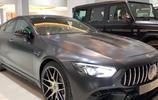 2019款中東版奔馳GT63S到店實拍,四門轎跑中的王者!