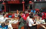 看看青島劈柴院江寧會館海鮮價格,活蝦虎88元一斤,貴嗎