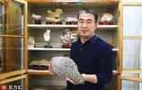 男子15年收集200塊石頭,差點丟了性命,如今全捐了