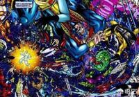 DC中的曼哈頓與漫威裡的滅霸誰更厲害?