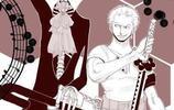 海賊王:有一種武士道叫羅羅諾亞 索隆