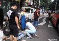 贊!寧波大學生來貴陽旅遊,在街頭幹了這件事……