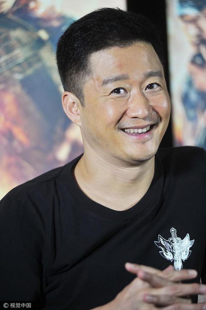 《戰狼2》破48億吳京心情大好頻出表情包 現場迴應中戲老師質疑