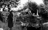 1944年的諾曼底老照片