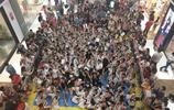重慶永川國奧武道跆拳道萬達舉辦的跆拳道比賽