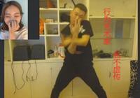 領先直播界十年!藥水哥連麥美女抱公雞跳舞!網友:是雞你太美?