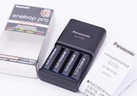 松下 愛樂普 eneloop pro 更強悍的充電電池