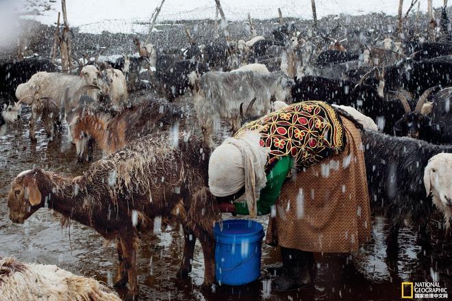 帕米爾高原的塔吉克人依然故我,延續數千年的寂寞、清冷與自尊