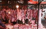 中國,日本,印度人賣豬肉,這是亞洲和中國之間的巨大差距。