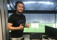 賀煒:很榮幸陪中國足球走到最後一步,盡力就好