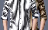 哇!老公穿上這襯衫真是太帥了,看起來更年輕更有男人魅力了