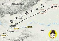 地圖上的戰爭:史思明意外橫掃20萬唐軍,大唐猛將李光弼絕地反擊