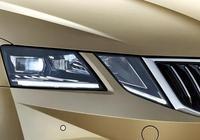 斯柯達 新明銳 水晶元素大燈瞬間抓住路人的眼球!