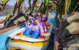 逆天了,貴州黃果樹旁的關嶺九仙國際旅遊度假區驚現生命之母漂流