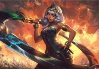 新英雄-奇亞娜將同步登陸峽谷,開啟征服之途