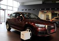 新奧迪Q5L:靜態體驗棕色Q5,平價車與豪車SUV的過渡!