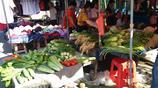 農村街頭賣菜的商販不少,唯獨這家生意火爆,你知道為什麼嗎?