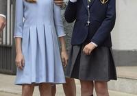 超越喬治王子和夏洛特公主:最時尚的皇家孩子