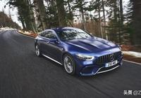 全新AMG  GT 四門跑車