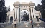 清華大學的遊客!