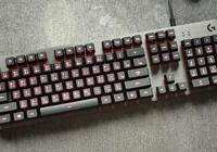 羅技 G413 Carbon / Silver 機械鍵盤評測