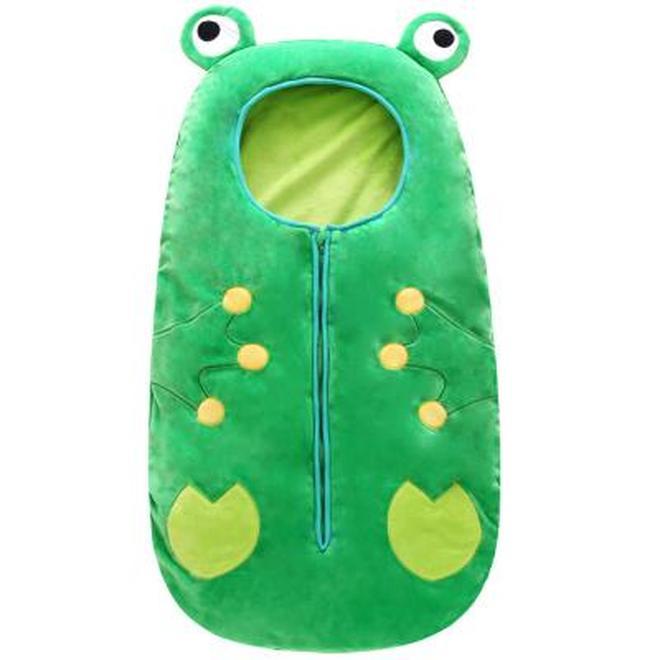這個冬天不怕寶寶感冒了 有了睡袋,再也不怕寶寶踢被子了