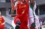 2017中塞國際女籃對抗賽北京站:中國女籃93-67塞內加爾