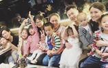體操冠軍斬獲16枚金牌,兩孩子都入籍美國,一家四口長居中國生活