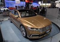 大眾又推全新豪華C級車,2.0T混動+8AT,配無框玻璃,比CC還漂亮