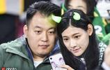 北京國安新賽季首主場 看臺美女球迷靚麗吸睛