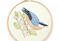 你會選哪一隻刺繡鳥,測你最吸引異性的特質是什麼