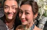 陳浩民蔣麗莎參加秋瓷炫於曉光婚禮,五十歲的他盡顯滄桑認不出