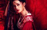 《楚喬傳》西魏公主元淳的飾演者李沁,隨便一張照片就可以當壁紙