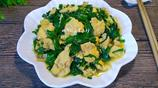 韭菜這個做法最好吃,只需一勺鹽,簡單一炒,鮮香嫩滑營養好