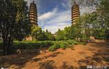 """山西有一對""""姐妹塔"""",有18層樓那麼高,已有400多年了"""