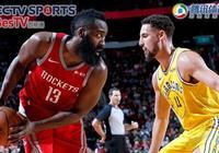 NBA西部半決賽 勇士vs火箭第六戰 直播預告