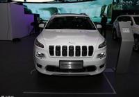 Jeep新款自由光上市 20.98萬起