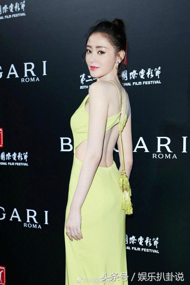 上海電影節上各大女星的造型PK 林心如、蔣勤勤、張馨予、張天愛、袁姍姍、何潔等,誰的穿搭最美?