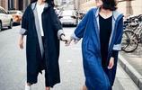 去年過時的秋裝別穿了,今年流行這些長款大衣風衣外套,時髦減齡