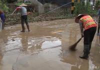 中城街道:積極應對暴雨來襲 全力做好防汛排澇工作